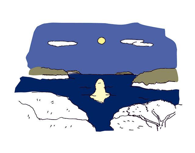 文学に描かれた松島湾の塩づくり