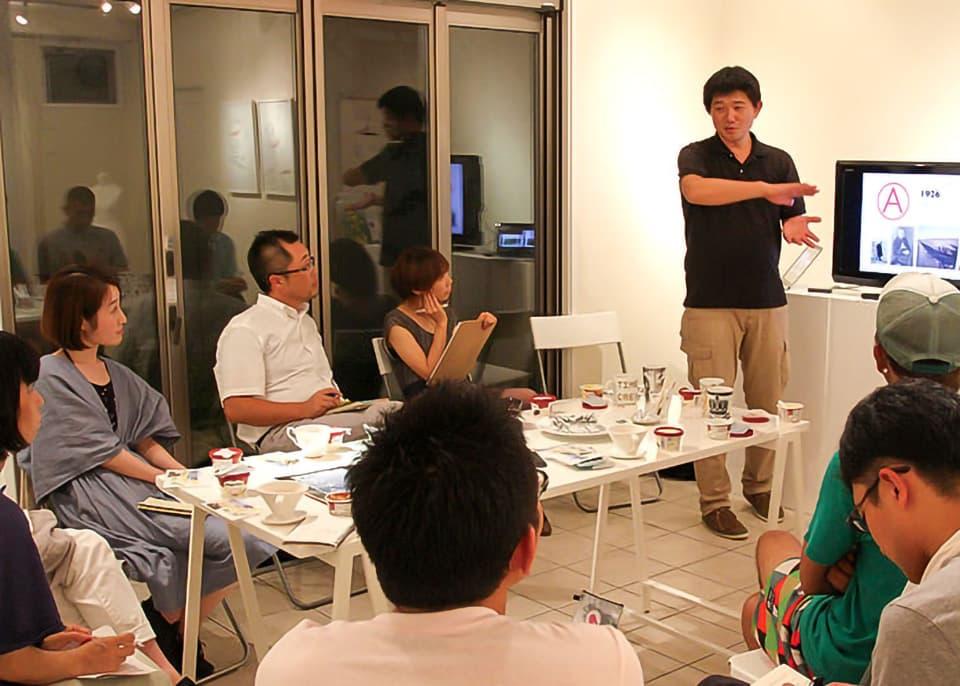 2013年の勉強会「白菜のふるさと浦戸諸島」