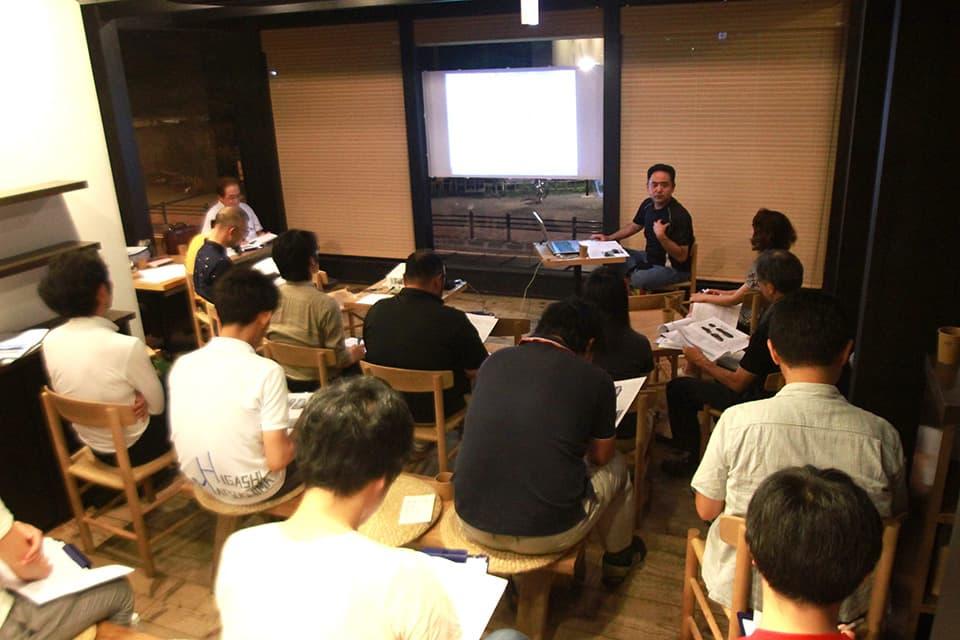 新野一浩さん(瑞巌寺学芸員)を講師に迎えた勉強会